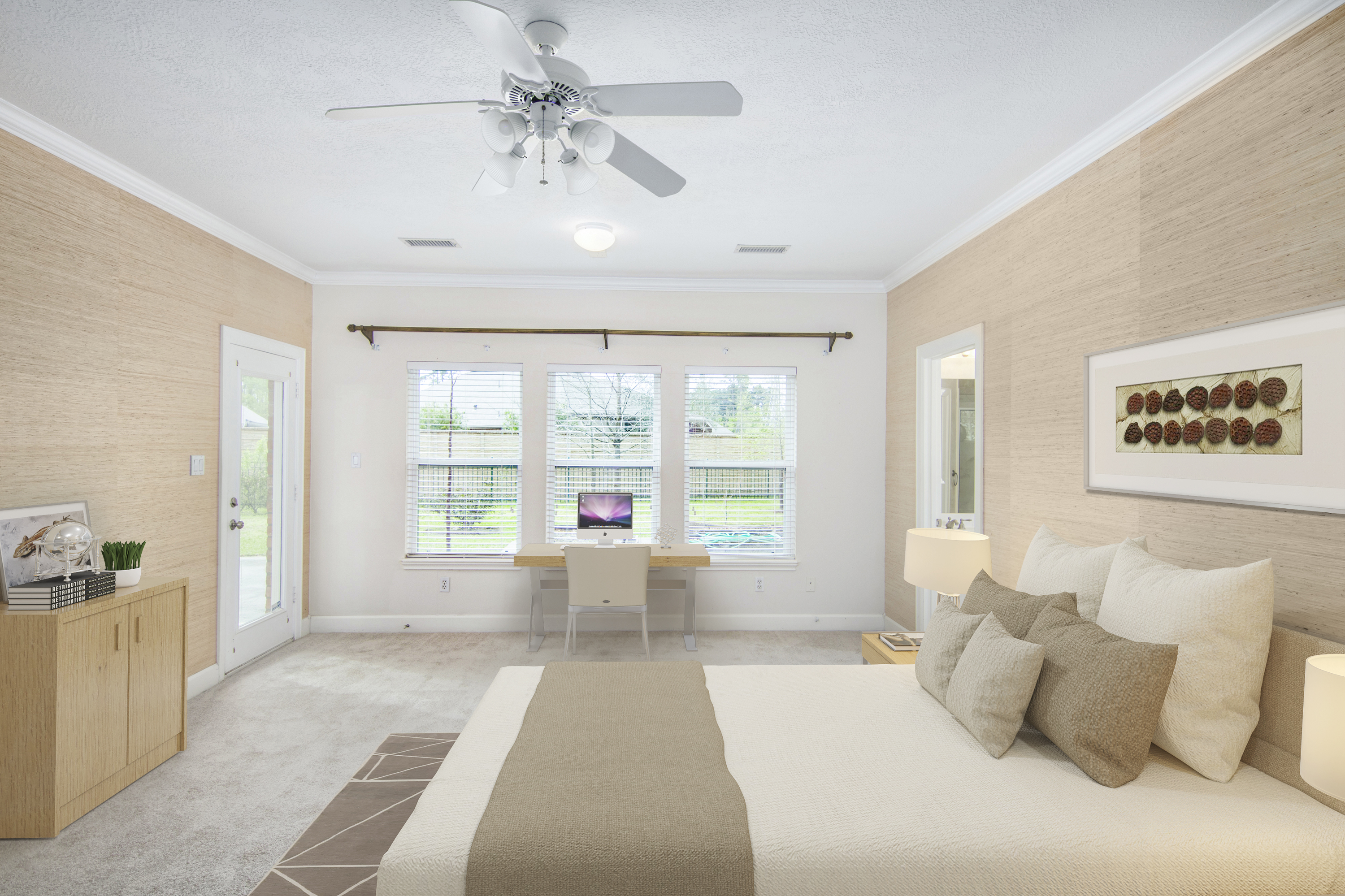 affordable Sugar Land, TX virtual staging photography